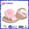 New Summer Pink Crystal Sandal with Beautiful Flower (TNK50020)