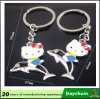 Cheap Couple Keychain Sales Promotion Lovely Hallo Kitty Key Chain for Lovers