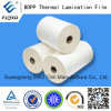 BOPP Thermal Lamination Matte Film (Good for Spot UV and Hot Stamping)
