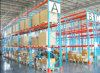 Selective Pallet Rack for Warehouse System