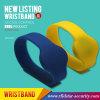 Custom Logo Printed RFID Silicone Wristbands (ST-W01)