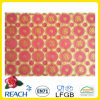 50cm Golden PVC /Vinyl Long Lace Table Runner in Roll