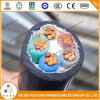 0.6/1kv U1000rgpfv Fire Retardant Copper Conductor XLPE Insulation Lead Sheath Steel Wire Armored Cable NFC U1000r2V U1000rvfv