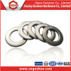 Black, Zinc-Plated, Plain Spring Washer DIN127