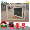 Australian Standard Impact Resistant French Casement Windows, Grey Color Impact Glass