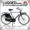 28 Inch Inner 3 Speed Dutch Bicycle for Men (AYS-2817S)