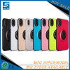 Colorful TPU with Finger Holder Phone Case for iPhone 8
