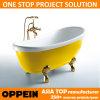 Oppein America Style Simple Acrylic Bathtub (OP-W554)