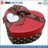 Thickened Pink Heart-Shaped Box and Joyful Box Chocolate Box Gift Box Packaging Carton Box