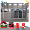 Wholesale PVC Hurricane Impact 3 Tracks Sliding Window