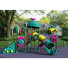 Outdoor Playground--Small Earth Guard Seriess, Children Outdoor Slide (XYH-MH021)