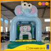 Funny Inflatable Trampoline Elephant Family Bouncer (AQ01603)