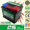 612, 12V45AH , South Africa Model, Auto Storage Maintenance Free Car Battery