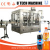 Fully Automatic Carbonated Water Soft Drink Filling Packing Bottling Machine