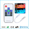 Mini Remote Controller RF Dimmer for Single Color LED Strip Light Wireless