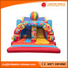 Jumping Moonwalk Combo with Slide Bounce House (T3-531)