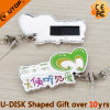 Customerized Design Metal USB Flash Drive for Company Gift (YT-1802)