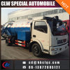 Factory 6000L Pipeline Dredge Tank Truck High-Pressure Sewer Flushing Vehicle