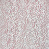 Rose Tiled Lace Fabric Elastic Lace for Clothing, Decoring etc.