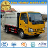 6 Wheels Isuzu Small Rubbish Collect Truck 4 Tons to 5 Tons Garbage Compactor Truck
