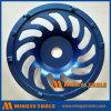 PCD Diamond Grinding Cup Wheel Quarter Round Supreme Grade