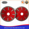 125mm Sintered Turbo Blade with T Segment for Stone