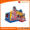 Outdoor Inflatable Bouncy Jumping House Combo for Kids (T3-752)