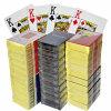 Texas 100% Plastic/PVC Poker Playing Cards