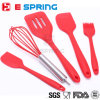 Hot Sales 5PCS Silicone Kitchenware Cooking Tools Kitchen Utensils Sets