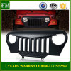 4X4 Car Front ABS Grille Overlay for Jeep Wrangler Tj