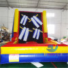 Outdoor Inflatable Hoop & Loop Wall for Sports Game