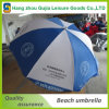 Windproof Promotional Beach Parasol Umbrella with Printing Logo