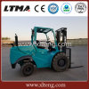 3 Ton Rough Terrain Lift Forklift Trucks for Sale