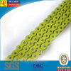 428 Precision Motorcycle Chain with Yellow Color