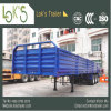 20 Feet Tandem Container Chassis Semi - Trailer