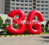 Hot Sale Customized Inflatable Letter for Advertising K2113