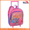 Multifunctional Utility Lightweight Pattern Dual-Use Trolley Luggage Shool Bag