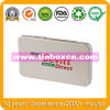 Rectangular Tin Box for Medicine with Food Grade