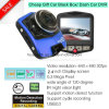 "Cheap Gift 2.4""HD 720p VGA Car Black Box Digital Video Recorder DVR with 1.0mega Car Camera DVR-2402"