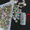 Austrian Crystal 10-16 Facets Sparkle Crystal Ab Machine Cut Crystal Stone for Latin Dress (FB-ss16 crystal ab)