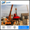 Circular Crane Lifting Electromagnet for Steel Scrap Handling with 75% Duty Cycle MW5-210L/1-75
