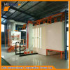 Mono Cyclone Second Recovery PP Plastic Powder Coating Booth