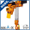 Shanghai Hugo 10 Ton Hsy Electric Chain Block with Trolley