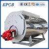 Gas Boiler Heating for Milk Plant
