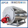 Gas Boiler Heating for Milk Plant