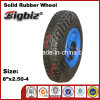 Factory Super Cheap 2.50-4 Solid Rubber Wheel