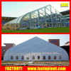 40m Clear Span Aluminium Curved Frame Large Wedding Party Tent Design for Sale