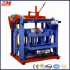 Small Concrete Hollow Block Making Machine with Moulds (QMJ4-35)