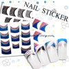 Nail Sticke, Sticker, French Sticker, 3D Sticker