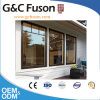 Aluminum Fixed Window with Clear Double Glass